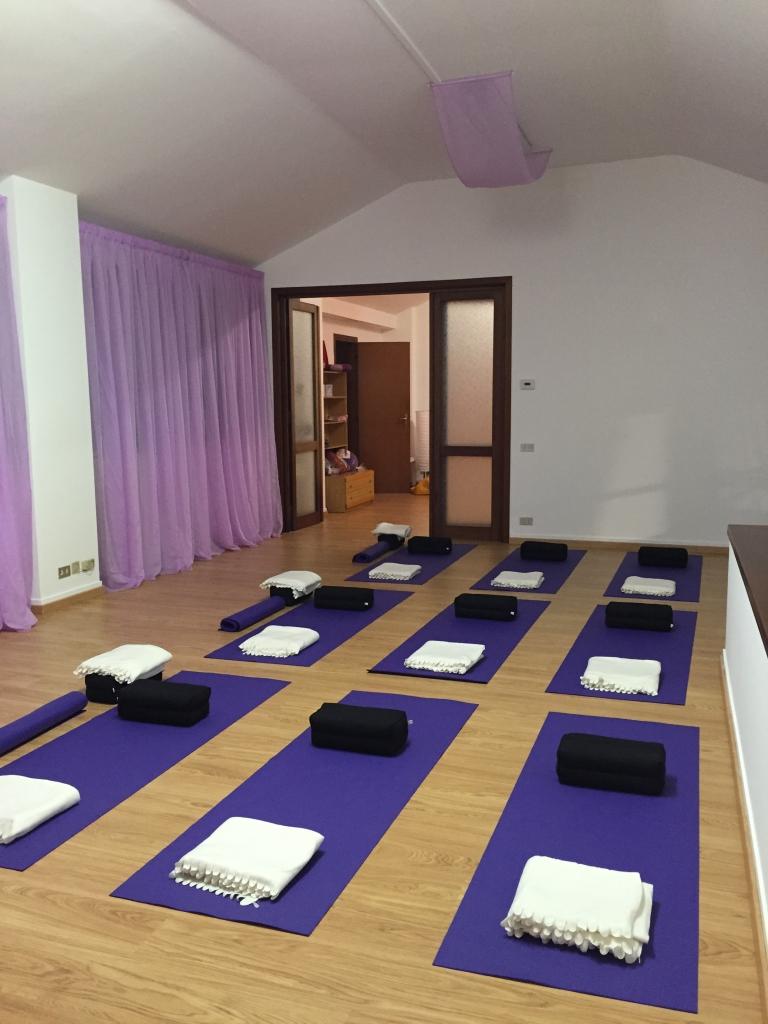 Sala di pratica principale